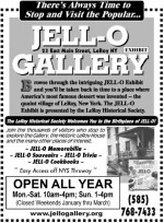 Jello Gallery Exhibit